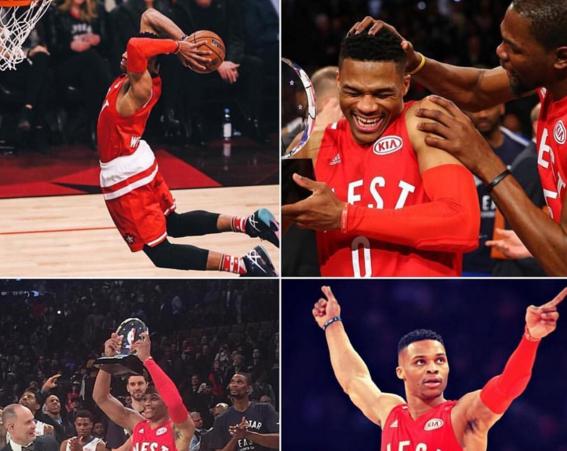 NBA Fantasy stud: Russell Westbrook