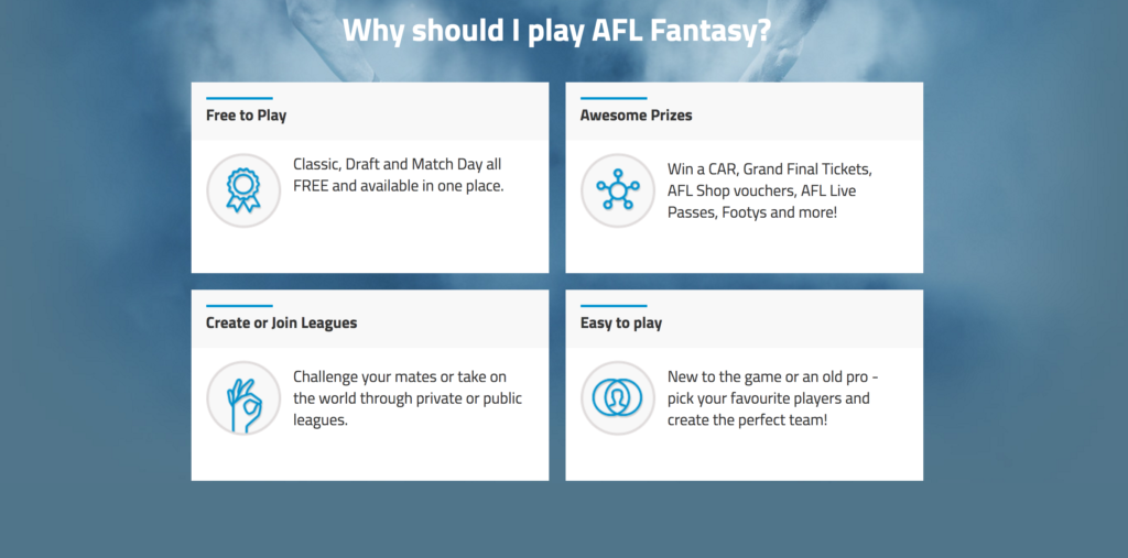 How AFL Fantasy Points Are Calculated